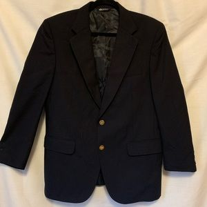 Vintage Burberry sport coat